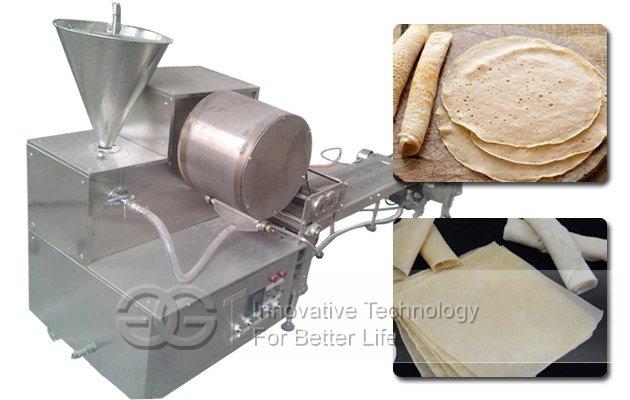 automatic injera making machine