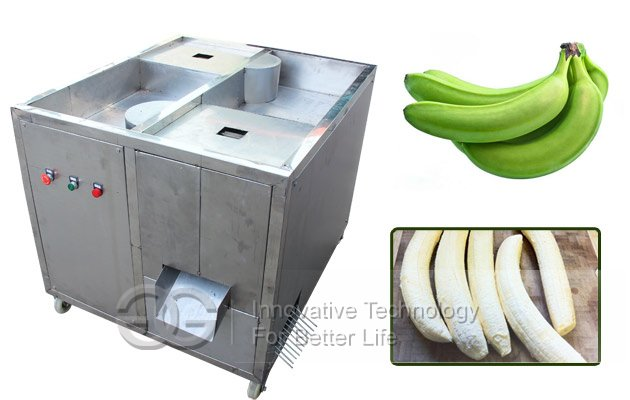 green banana peeling machine