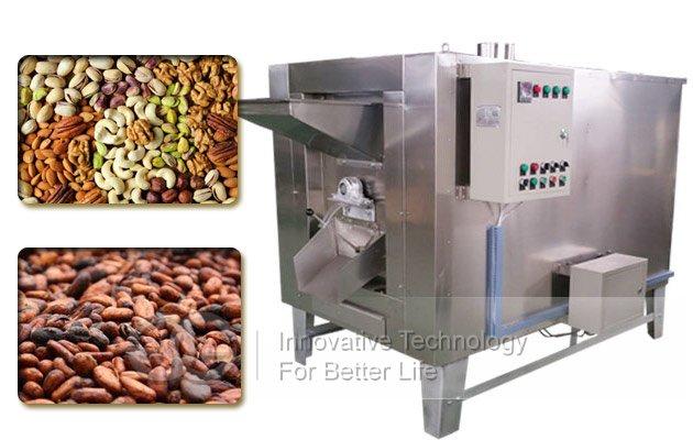 cocoa beans roaster