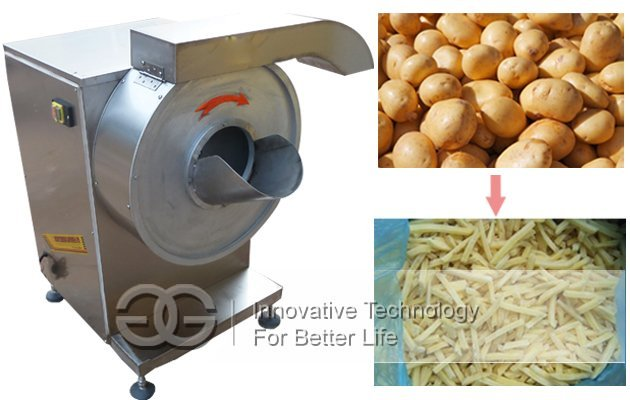 french fries cutter machine