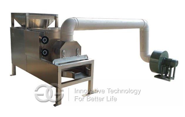 cocoa bean processing machine