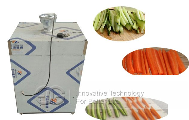 vegetables wedge cutter machine