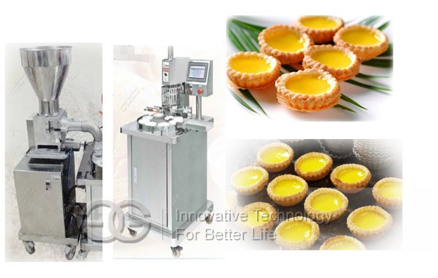 commercial egg tart making machine