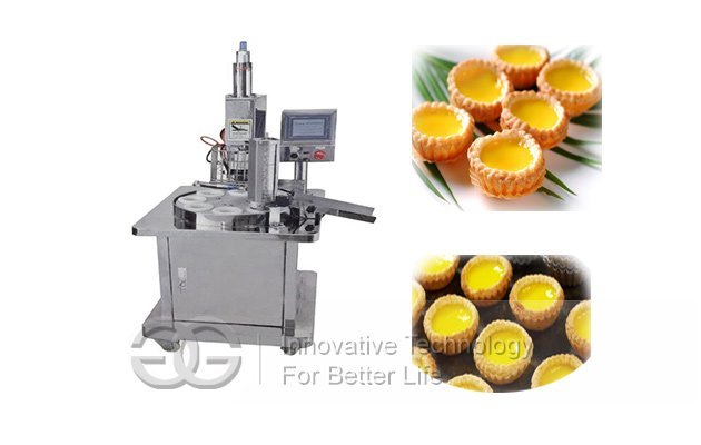 tart shell making machine