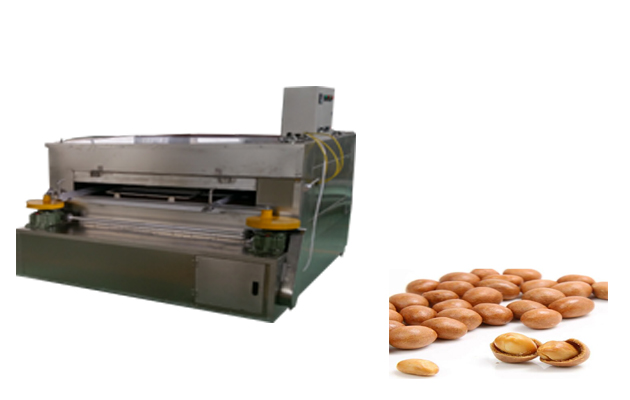 peanut coating machine line