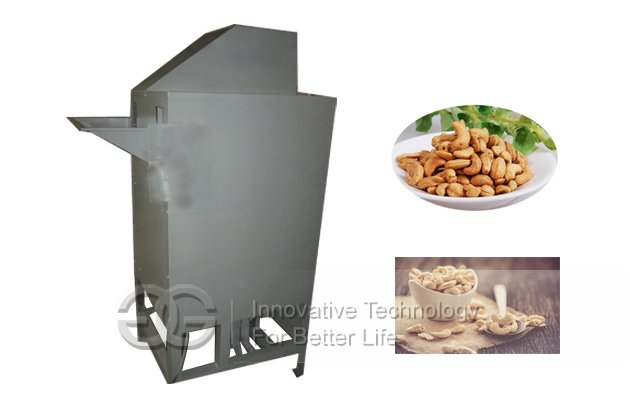 cashew shell removing machine