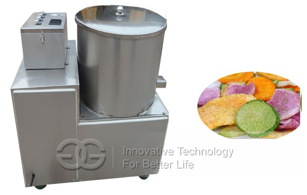 fryer food oil removing machine