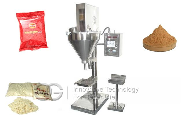 small granules medicine packing machine