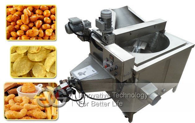 chips fryer machine price