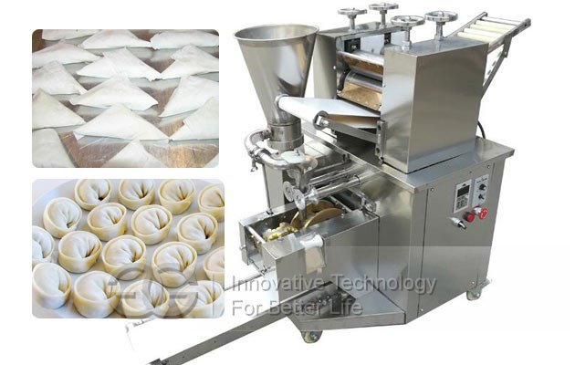 chinese dumpling making machine