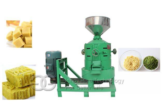 oatpeeler machine
