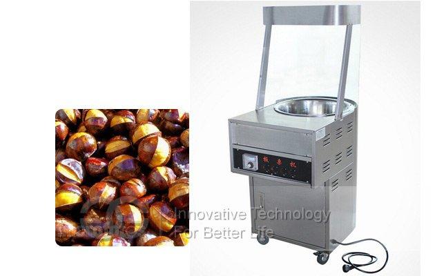 chestnut roasting machine