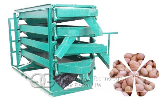 nut grading machine