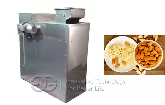 dry fruits cutting machine