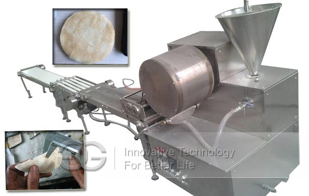 automatic spring roll sheeter machine