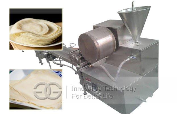 Chappathi making machine