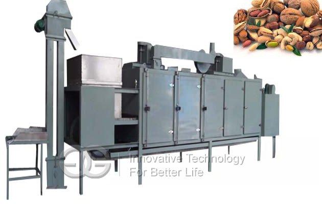nut roasting machine