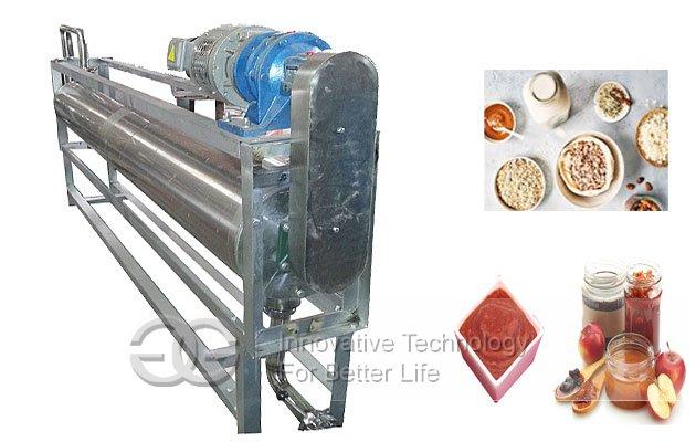 nut paste cooling machine