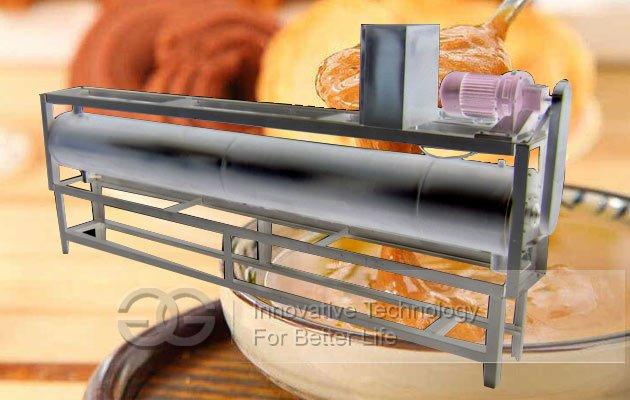 peanut butter cooling machine