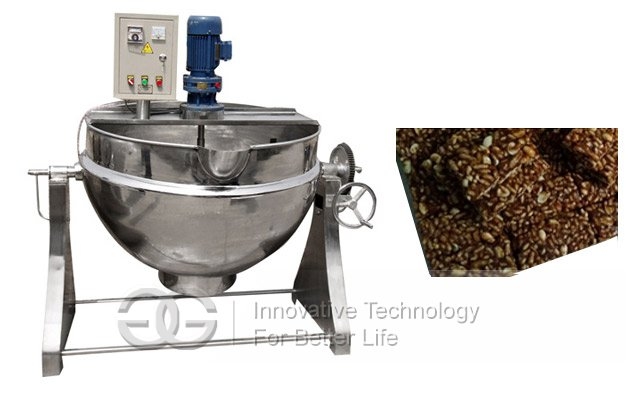sugar pot mixer