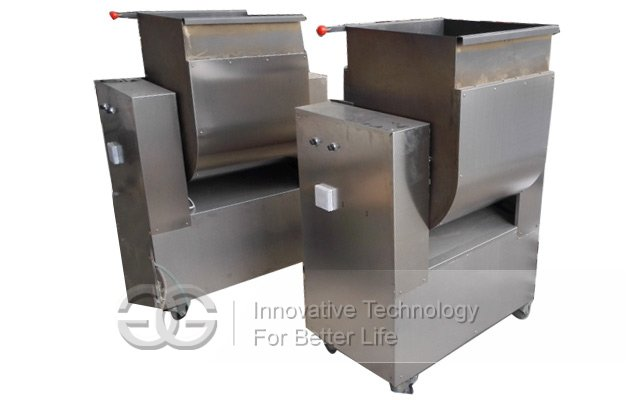 peanut brittle mixing machine