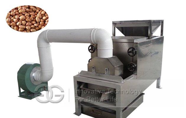 hot sale peanut halving machine