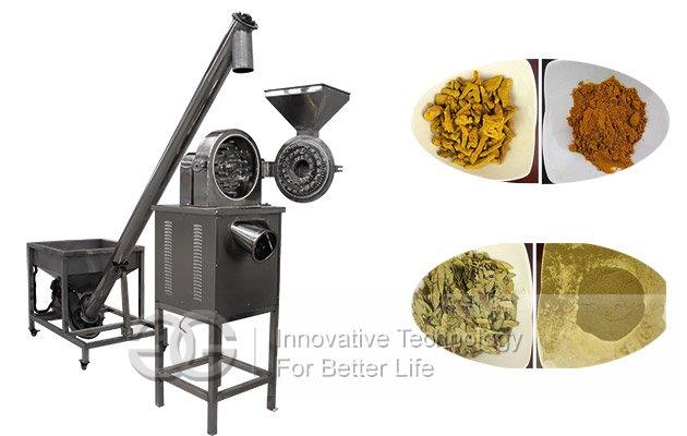 universal powder crusher machine