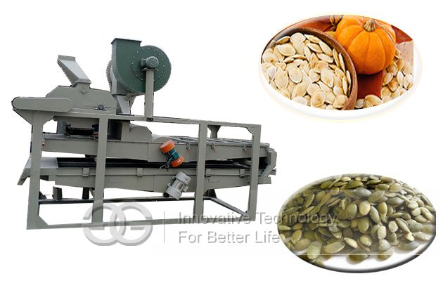 pumpkin seeds sheller machine