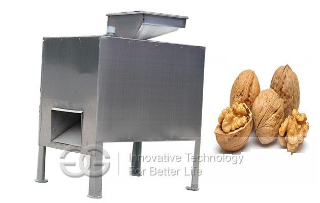 commercial walnut cracking machine