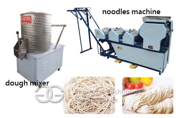 commercial noodles machine