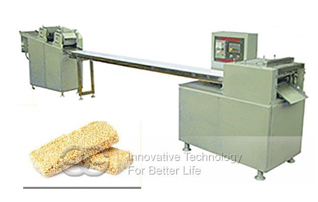 sesame candy bar making machine