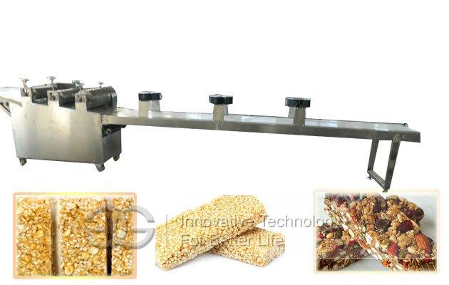 sesame brittle maker machine