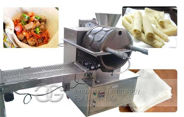 injera bread line machine