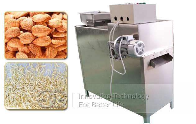 almond slivering machine