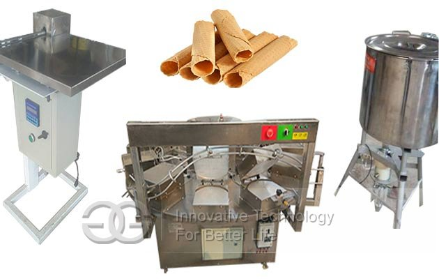 egg rolls production line