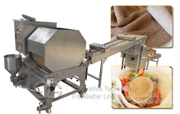 injera baking equipment
