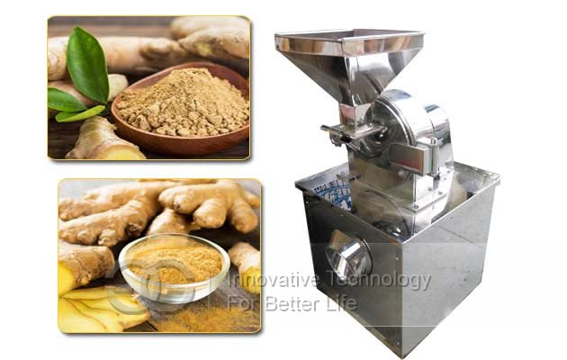 ginger powder grinder