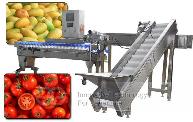 automatic weight sorting machine