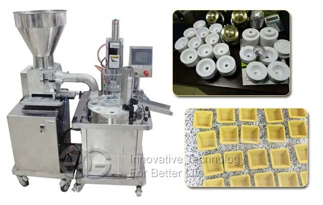 custard tart making machine