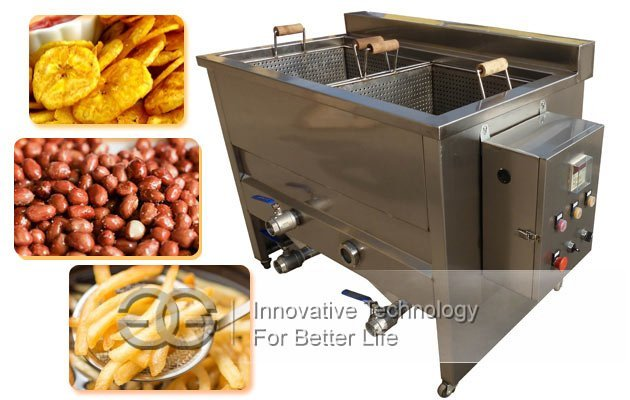commercial chips deep fryer