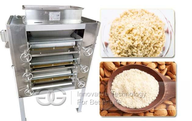 almond flour milling machine