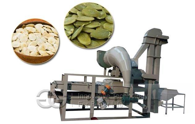 melon seeds peeling machine