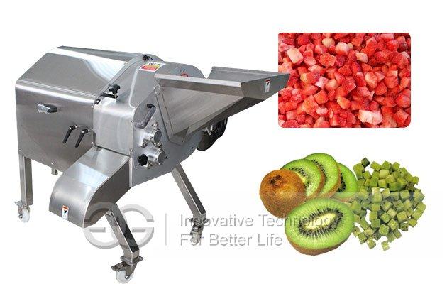 mango kiwi dicing machine