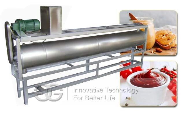 sesame tahini cooling equipment