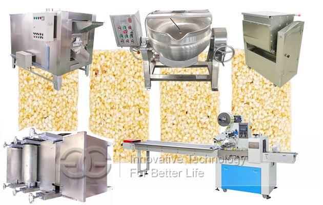 automatic sesame bar production line