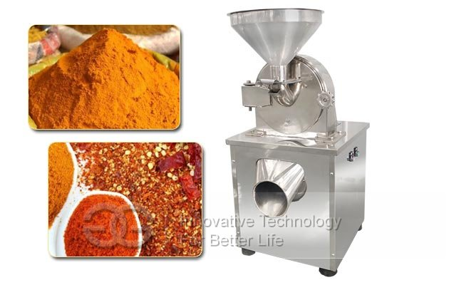 chili rice sugar salt grinder mill