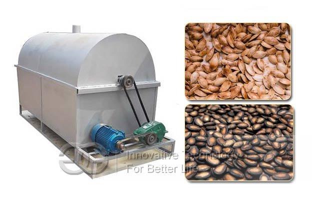 peanut roasting drying machine