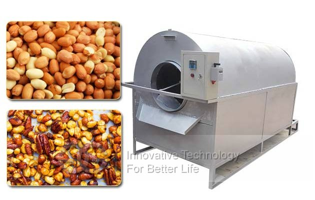 multipurpose beans seeds roasting equipment