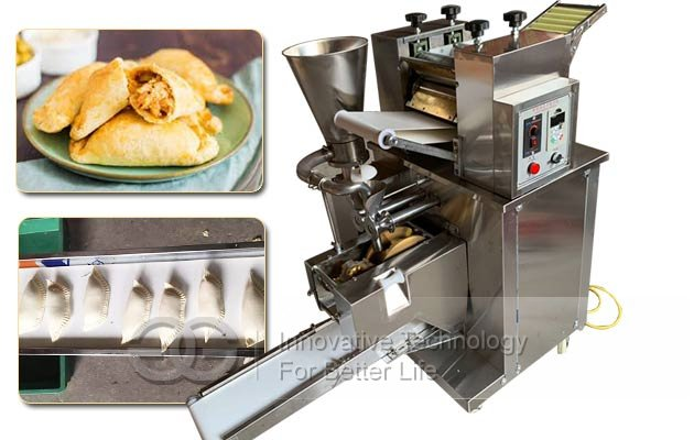 samosa dumpling making machine