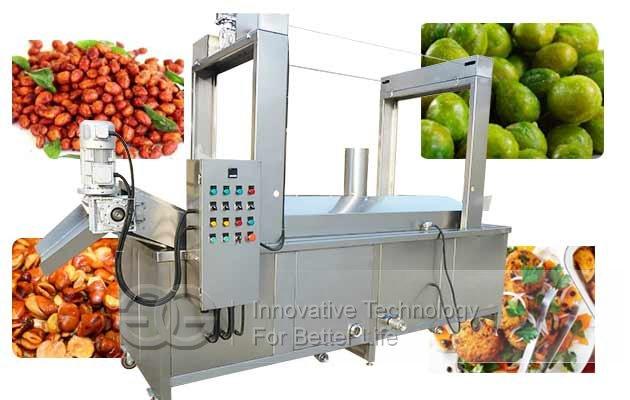 automatic peanut frying machine price